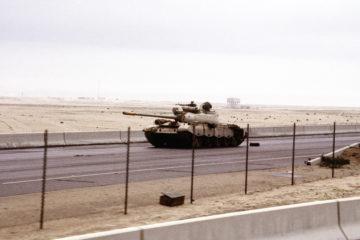 The 1991 Gulf War a BBC Production