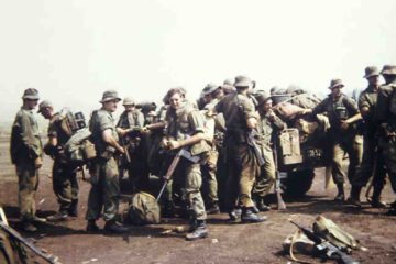 The Battle of Firebase Coral was a series of actions fought during the Vietnam War between the 1st Australian Task Force and the North Vietnamese 7th Division and Viet Cong Main Force units