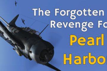 The Forgotten Revenge for Pearl Harbor - Lae-Salamaua 1942