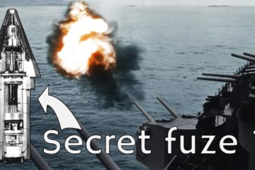 The Secret Fuze that helped Overcome Japanese Air Power