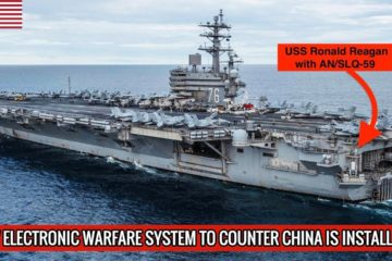 The U.S Navy's 7th Fleet Gets New Electronic Warfare System