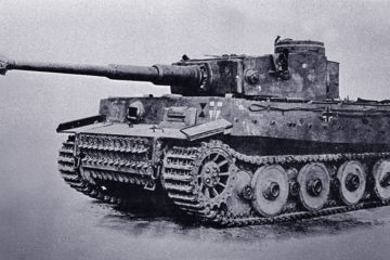 The famous Tiger Tanks of the German Panzer forces were only available at the hard pressed front in modest quantities