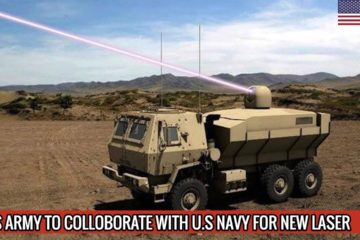 U.S Army To Deploy Lasers on Vehicles