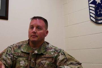 US Army - Chief Master Sgt Discusses the Impact of Suicide