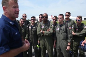 US Coast Guard First Respondents return from Hurricane Dorian in the Bahamas