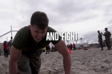 US Marines Compete in Annual High Intensity Tactical Training Championship