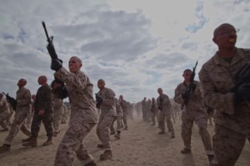 US Marines - Delta Company Bayonet Techniques
