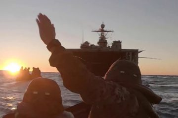 US Marines Execute Combat Launch and Recovery Rehearsals During Talisman Sabre 2019