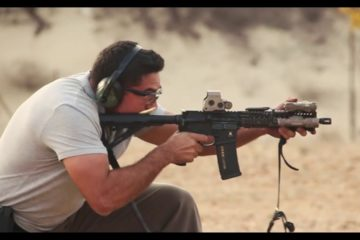 US Marines - Participate in Tactical Driving and Shooting Course
