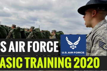 US Air Force - Basic Training to Develop MACH-21 Airmen - 2020
