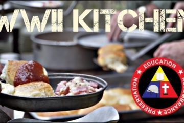WW2 Field Kitchen - An Overview