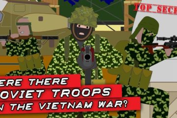 Here is a short video that asks the question : Were there Soviet Troops in the Vietnam War