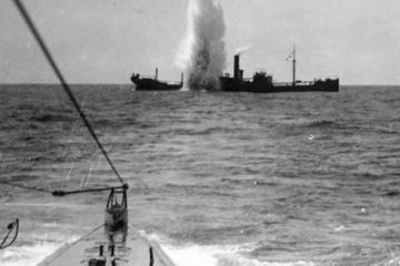 Anti-Sub Warfare in WW1