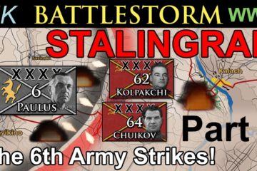 Battlestorm Stalingrad - The 6th Army Strikes! - Ses 1 /Eps 1