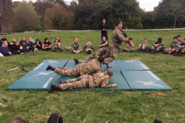 British - Royal Marines Unarmed Combat CQC