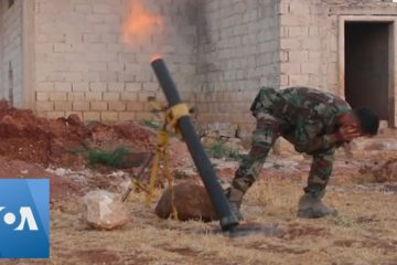 Free Syrian Army Joins Turkish Operation in Syria