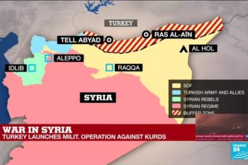Turkish Invasion of Syria