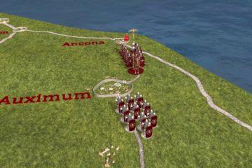 Julius Caesar : Rubicon to Rome