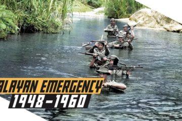 Malayan Emergency 1948-1960