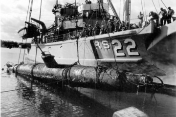Midget Submarines of WW2