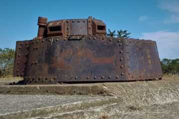 Panzer Turret Found