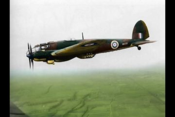 Find out the story of the Rafwaffe - Britain's RAF squadron that only flew German aircraft!