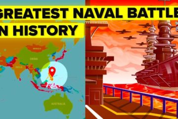 The Battle of Leyte Gulf - Most INSANE Naval Battle in History