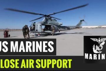 U.S. Marines - Urban Close Air Support Exercise
