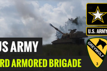 The History and identity of the 1st Cavalry Division's 3rd Armored Brigade Combat Team. GREYWOLF