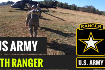 US Army 5th Rangers