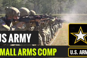 US Army Small Arms Competition at Fort Benning