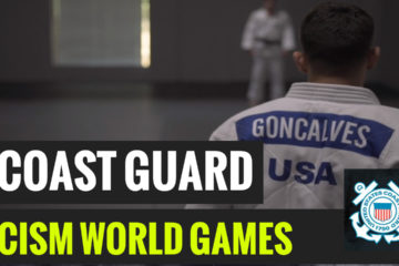 US Coast Guard Lieutenant Trains for the CISM World Games 2019