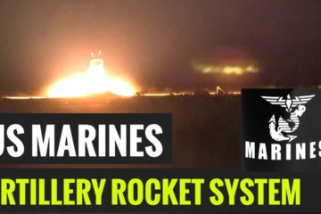 US Marines - M142 High Mobility Artillery Rocket System Operations