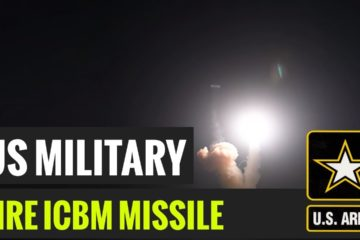 US Military Ballistic Missile Launch - Oct. 2, 2019