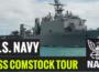 USS Comstock - (LSD-45)