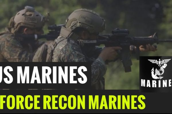 US Recon Marines Fire on the Range with Philippine Force Recon Marines