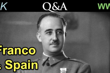 Why Franco & Spain Stayed out of WW2
