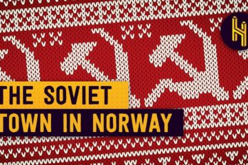 Why There's a Completely Russian Town in Norway