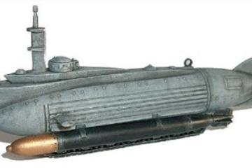 Panzer U-boat